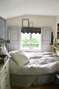 cozy cottage bedroom   Cottage Bedrooms   Pinterest