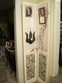 repurposed bifold doors | just b.CAUSE