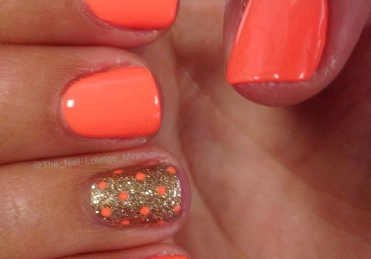 Nail Art Images Simple