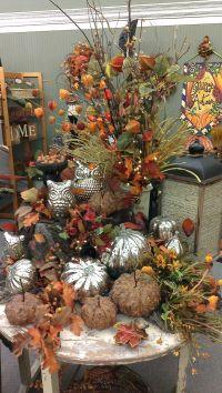 Fall x Halloween store display | Storefront | Pinterest