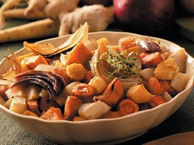Delicious, Healthy Thanksgiving Recipes