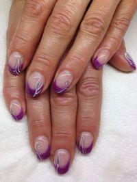 Best Purple Nail Art Designs 2014 | Nails | Pinterest