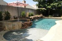 Built In Pools Small Yard | Joy Studio Design Gallery ...
