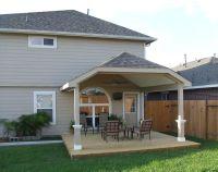 Covered Deck Roof | Decks | Pinterest