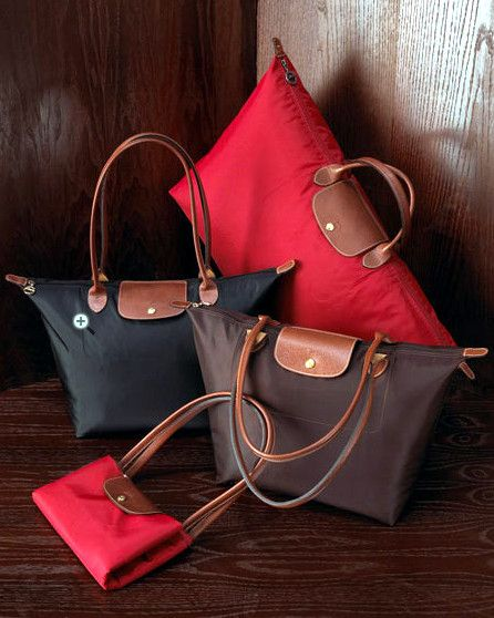 Longchamp le pliage travel~everyday bags and small purses <3