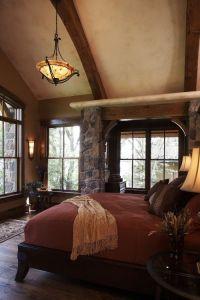 warm rustic romantic bedroom | Favorite Places & Spaces ...
