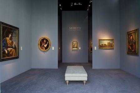 Biennale 2014 / Moretti Fine Arts / stand SD10