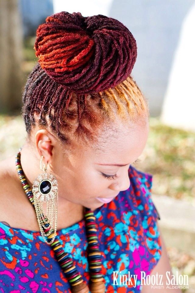 Sensational 101 Ways To Style Your Dreadlocks Art Becomes You Short Hairstyles Gunalazisus