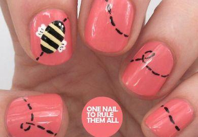 Glitties Nail Art Facebook