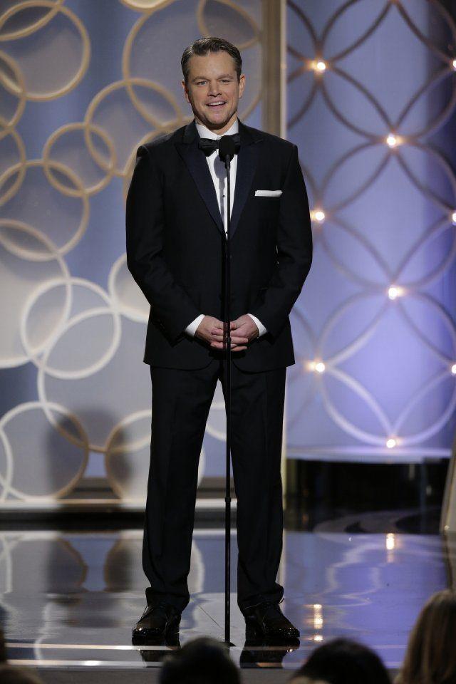 Matt Damon http://chicentral.net