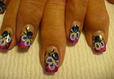 Art Nail Designs