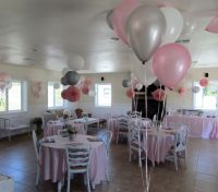 Baby Shower Ideas For Girls Pink And Grey | www.imgkid.com ...