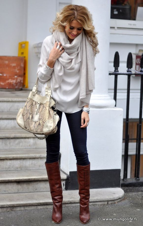10 Great Winter Looks That Are OH-SO Cozy & Fab!