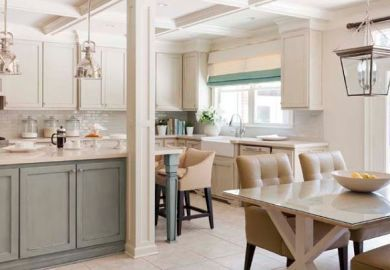 Pawleys Island Posh Coastal Kitchen