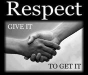 RESPECT# once I have none for u I never will