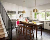 the open kitchen island | THE.HOME*Mi.Casa | Pinterest