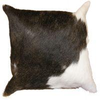 cow hide pillow   Cowhide   Pinterest