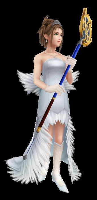 Yuna (Wedding Dress); Final Fantasy X