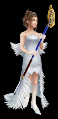 Yuna (Wedding Dress); Final Fantasy X