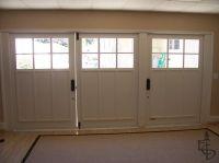 Carriage door on garage conversion | Garage | Pinterest