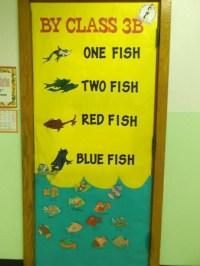 Read Across America Week Door Decorating | Misc. School ...