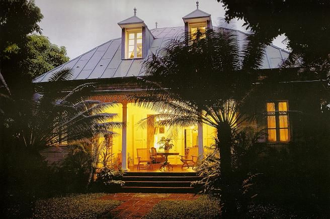 12 Beautiful French Creole House Plans  Building Plans