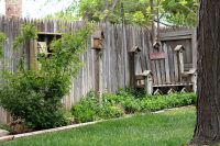 Landscaping: Landscaping Ideas Backyard Privacy Fence