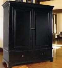 tv armoire | Living Room | Pinterest