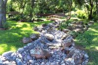 Dry Creek Bed Landscaping Ideas | Car Interior Design