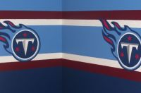 Titans Room, This room was done for a true Titans fan. I ...