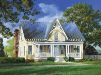 Gothic Revival style house | ARCHITECTURAL & FURNITURE ...