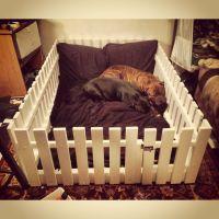My DIY dog bed | DIY | Pinterest