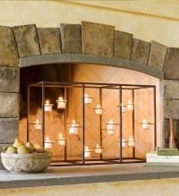 Fireplace Candelabra   Living Room II   Pinterest