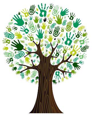 hand-tree