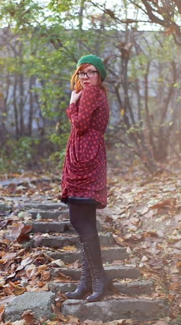#Autumn Dress #2dayslook #duongdayslook #autumnfashion www.2dayslook.com