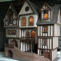 Houses and fantasy dolls houses gerry welch manorcraft dolls houses