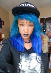 Black girls/Dyed Hair. | Hair | Pinterest
