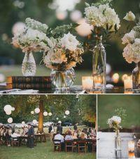 Beautiful DIY Backyard Wedding!   Event Decorating   Pinterest