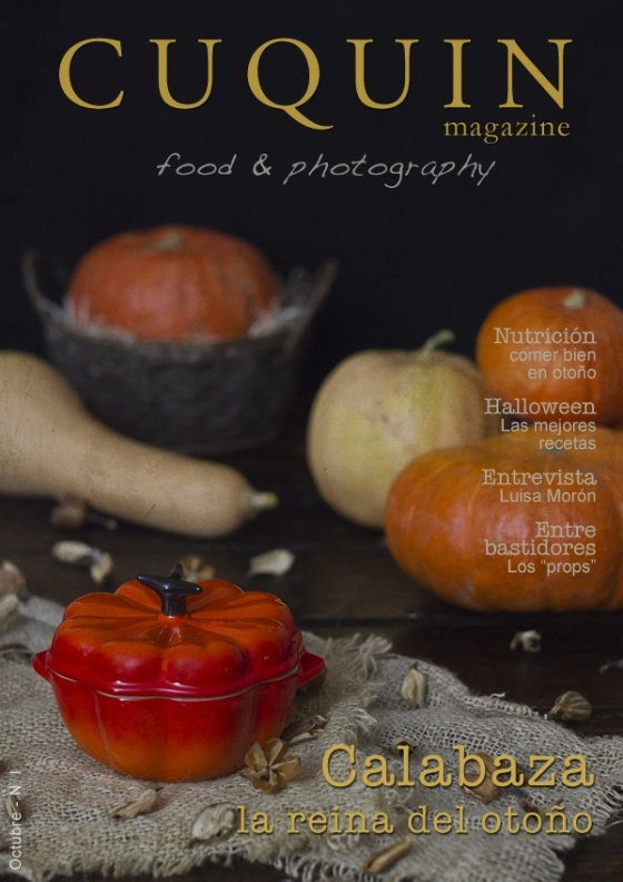 Cuquin Magazine Food & Photography