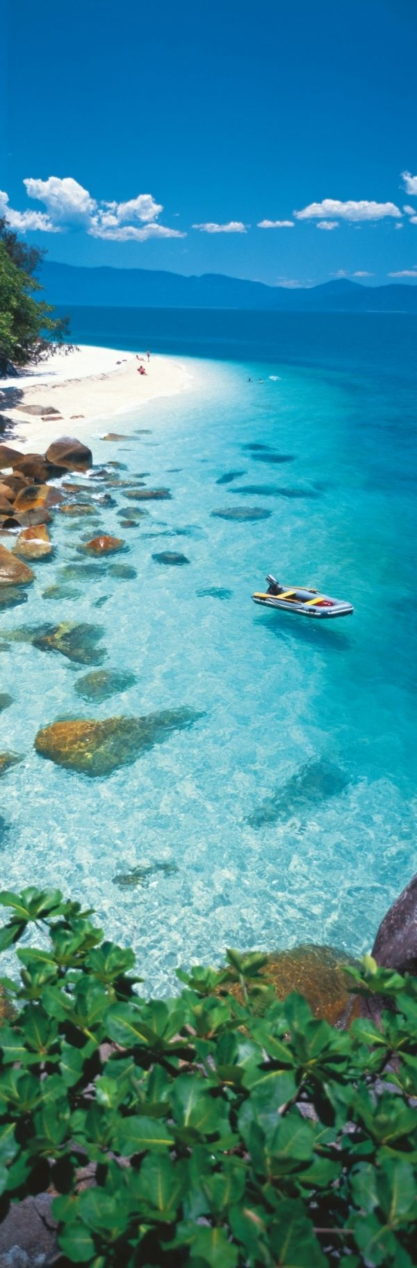Repin! 22 Views of Tropical Islands That You'll Never Forget ... → #Travel #beach #wanderlust