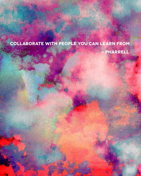 Collaborate.