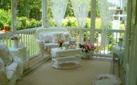 Girly Porch