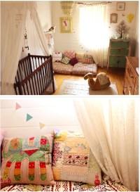 Boho nursery | Baby Crazy! & Nurseries I love | Pinterest