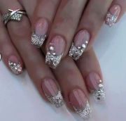 bling nails nail design