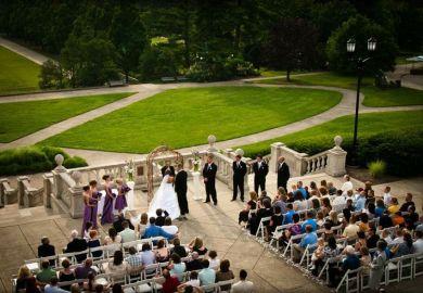 Ault Park Cincinnati Oh The Knot Weddings Wedding