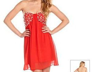 Strapless Dresses For Juniors Shopstyle