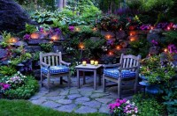 Magical garden | Outdoor Landscapes | Pinterest