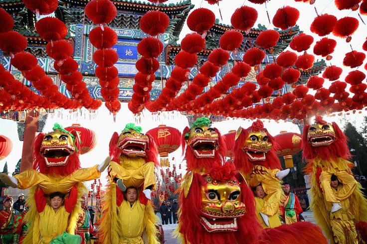 Chinese New Year 2014 in London