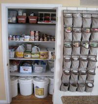 Food Storage Ideas For Small Spaces | Storage ideas for ...