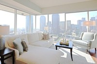 High Rise Living Room